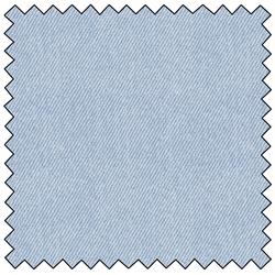 """Faux Denim - LIGHT BLUE - 44"""" x 13.7 M"""