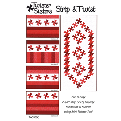 Strip & Twist Pattern