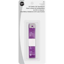 Quilter's Flip 120' Tape Measure
