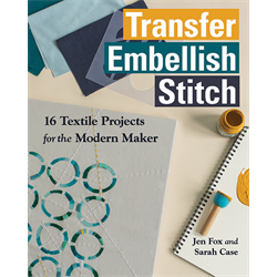 Transfer Embellish Stitch*