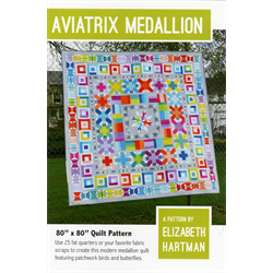 Aviatrix Medallion Pattern - JANUARY 2018
