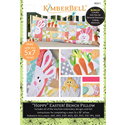 Additional Images for Hoppy Easter - Bench Pillow Machine Embroidery CD