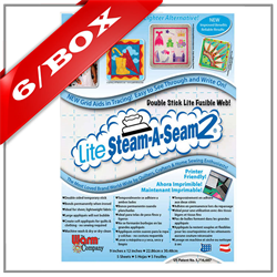 Lite Steam-A-Seam 2 - Value Pack x 6 UNITS