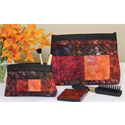 Additional Images for Zippity-Do-Done Cosmetic Bag - BLACK ZIPPER
