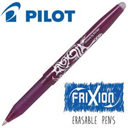 Frixion Pen Fine Point (.7 mm) Heat Erase - WINE RED