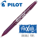Additional Images for Frixion Pen Fine Point (.7 mm) Heat Erase - WINE RED