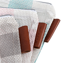 Additional Images for Gingham on the Go - 3 Piece Project Bag Set