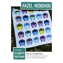 Hazel Hedgehog Pattern