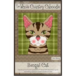 Bengal Precut Fused Appliqué Kit