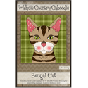 Additional Images for Bengal Precut Fused Appliqué Kit