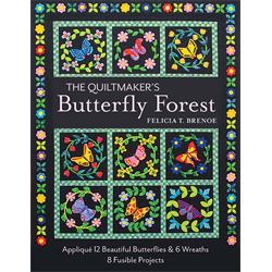 The Quiltmaker's Butterfly Forest*