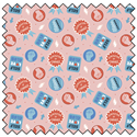 """Additional Images for Badges - PINK - 44"""" x 13.7 M"""