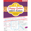 Additional Images for Happy Quilter Variety Puzzles - Volume 2+