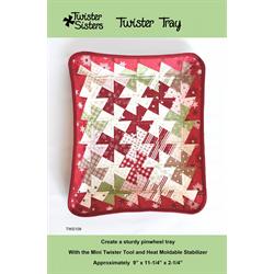 Twister Tray Pattern