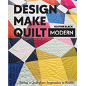 Additional Images for Design, Make, Quilt Modern