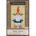 Additional Images for Hoppy Gnome Precut Fused Appliqué Kit