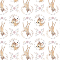 """Additional Images for Bambi - Sentimental - METALLIC - 44"""" x 13.7 M"""