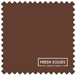 "Fresh Solids - CINNAMON - 44"" x 13.7 M"