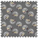 """Additional Images for Mando and Child Toss - GREY  -  44"""" x 13.7 M"""