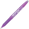 Additional Images for Frixion Pen Fine Point (.7 mm) Heat Erase - LIGHT PURPLE