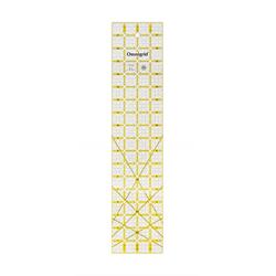 "Omnigrid Mini Grid  - 4"" x 18"" Ruler"