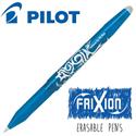 Additional Images for Frixion Pen Fine Point (.7 mm) Heat Erase - LIGHT BLUE