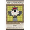 Additional Images for Poodle Precut Fused Appliqué Kit