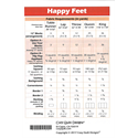Additional Images for Happy Feet Pattern