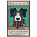 Additional Images for Australian Shepherd Precut Fused Appliqué Kit