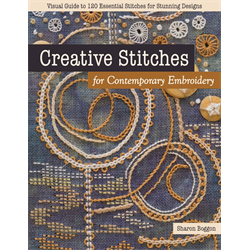 Creative Stitches for Contemporary Embroidery+