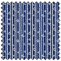 "Additional Images for Kyoto Bamboo Stems - NAVY - 44"" x 10 M"