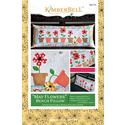May Flowers - Bench Pillow