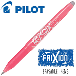Frixion Pen Fine Point (.7 mm) Heat Erase - CORAL