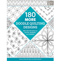 Additional Images for 180 More Doodle Quilting Designs - JUNE 2018