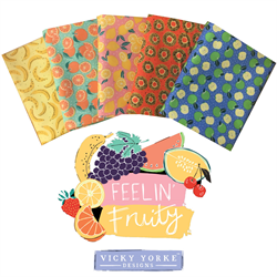 Feelin Fruity Fat Quarter Bundle #1
