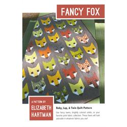 Fancy Fox Pattern - JANUARY 2018