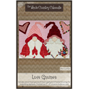 Additional Images for Love Gnome Precut Fused Appliqué Kit
