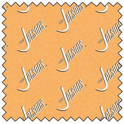 "Jetsons Logo - ORANGE - 44"" x 13.7 M"
