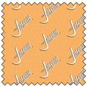 "Additional Images for Jetsons Logo - ORANGE - 44"" x 13.7 M"