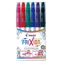 Frixion Colors Erasable Marker - 6 Pack
