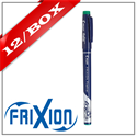 Additional Images for Frixion Fineliner Felt Marker - GREEN x 12 UNITS