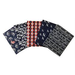 Kyoto Carp - Fat Quarter Bundle (5)