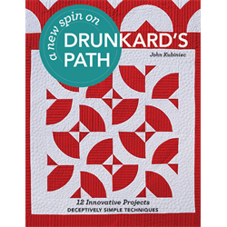 A  New Spin on Drunkard's Path*