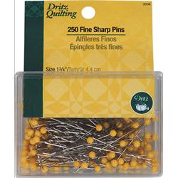 """Fine Sharp Pins - 1 3/4"""""""