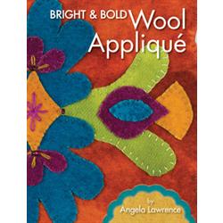 Bright & Bold Wool Appliqué