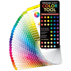 3 in 1 Color Tool 3rd Edition+