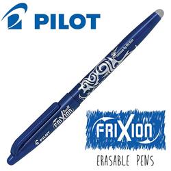 Frixion Pen Fine Point (.7 mm) Heat Erase - BLUE