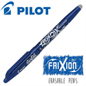 Additional Images for Frixion Pen Fine Point (.7 mm) Heat Erase - BLUE