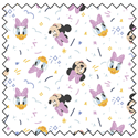 """Additional Images for Mickey Mouse Play All Day Girl - WHITE - 44"""" x 13.7 M"""