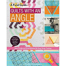 A Field Guide Quilts with an Angle*